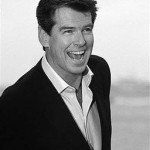 James Bond Pierce Brosnan in Cannes