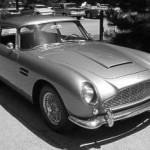 James Bonds Aston Martin DB5