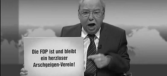 Gernot-Hassknecht zum FDP Armutsbericht
