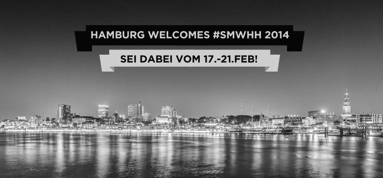 Social Media Week Hamburg - Wettbewerbsbeobachtung mittels Social Media Monitoring