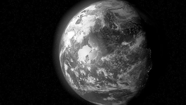 Klimaschutz - der blaue Planet