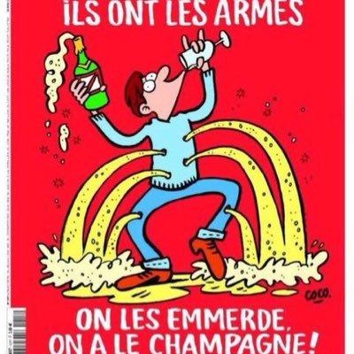 ISIS vs Charlie Hebdo - Paris Attack